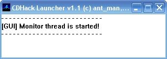 Настройка CD Hack 4.33.4
