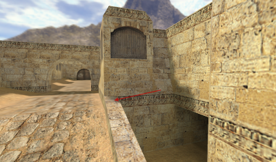 Strafe на респе Теров — фикши de_dust2